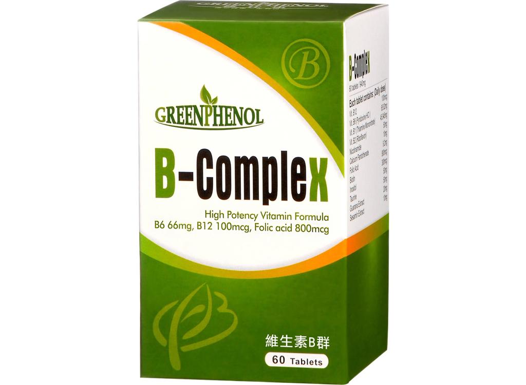 維生素B群複方膜衣錠 B-Complex